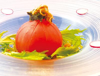まるごとトマト