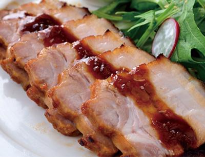 オーブン焼き叉焼